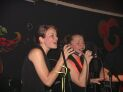 Live im Jugendhaus Blauinsel Mai 2004