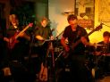 Live im Café Wintergarten Mai 2004