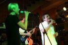 Live im Caf�  d'Art Mai 2006